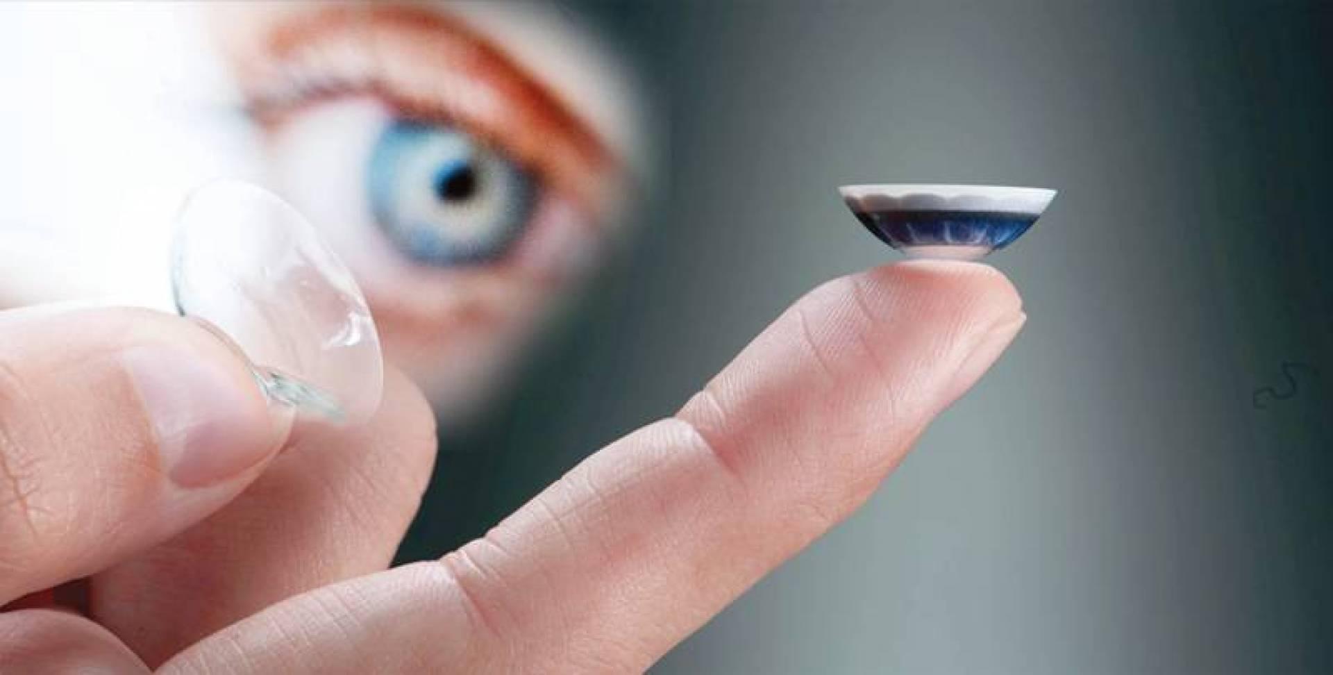 أنواع العدسات التي تزرع داخل العين