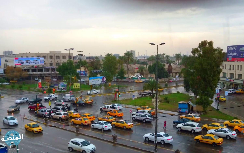 مناخ العراق
