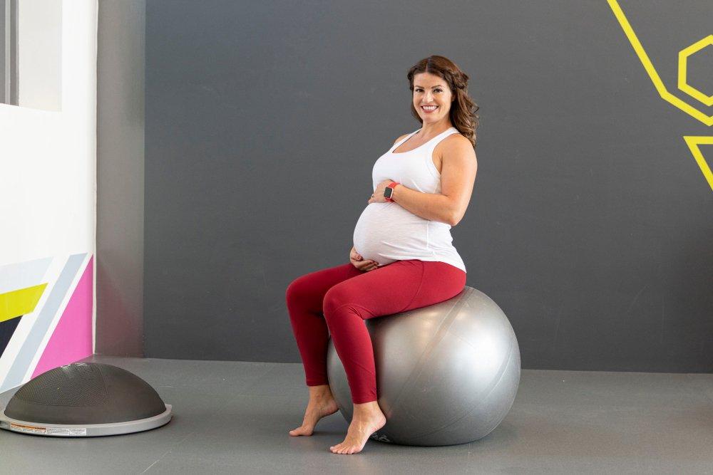 نصائح الرياضة المناسبة الفصل الثاني من الحمل