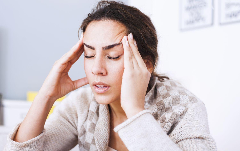 أعراض نقص هرمون البروجسترون عند النساء