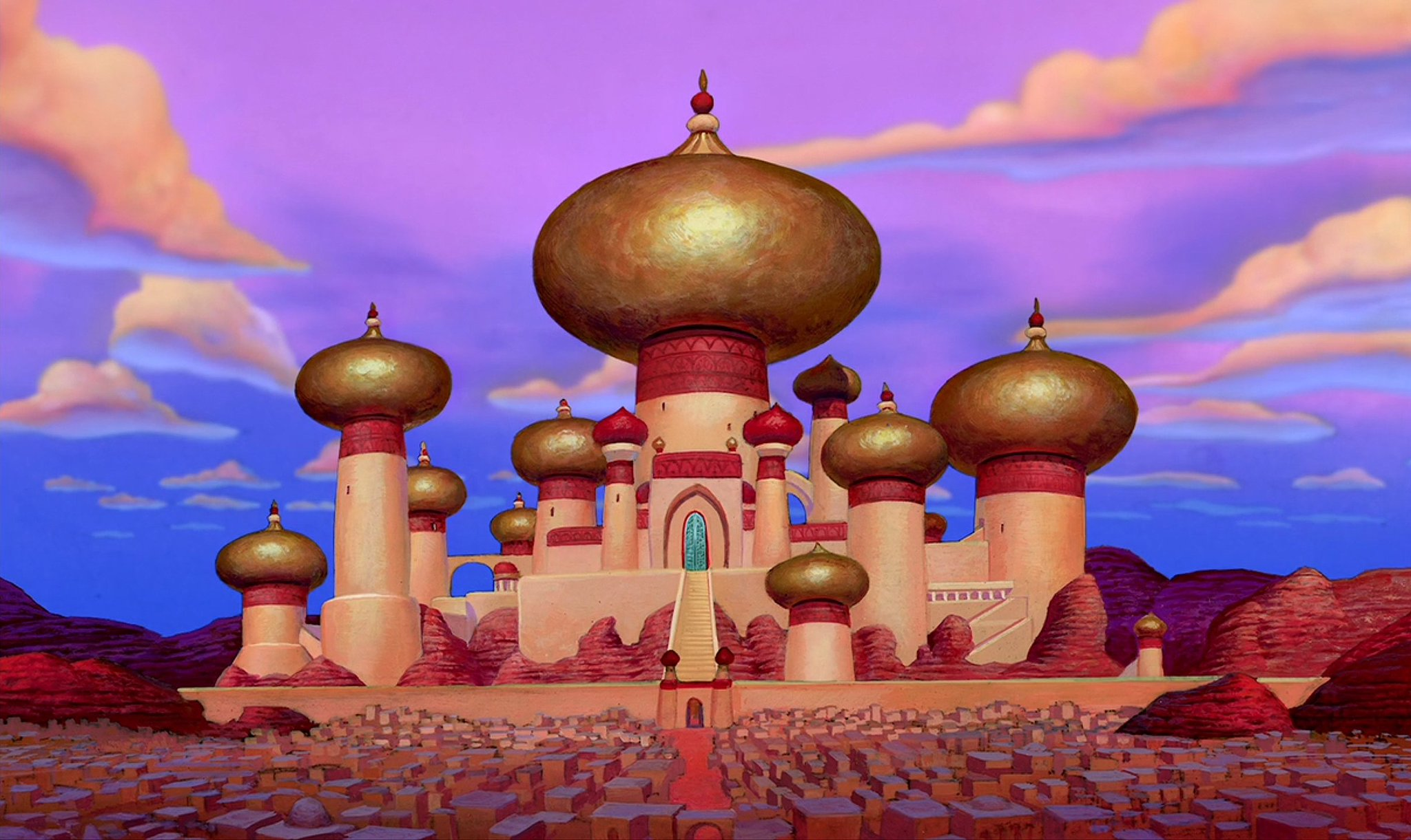 قصر علاء الدين