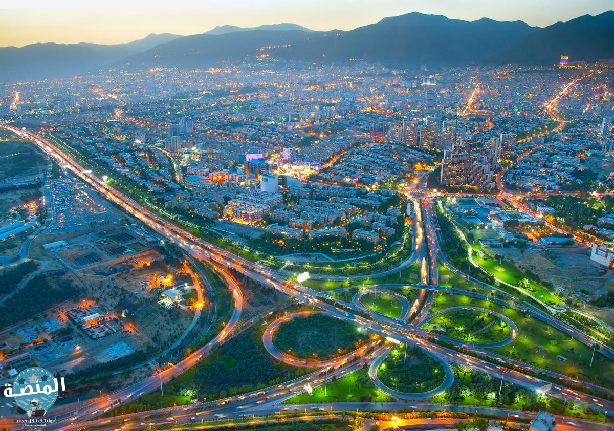 أهم معالم مدينة طهران