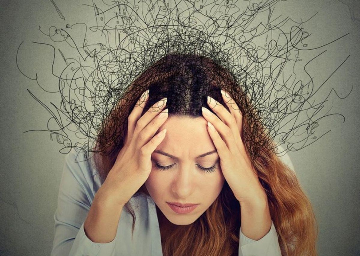 أعراض متلازمة ما قبل الحيض السلوكية