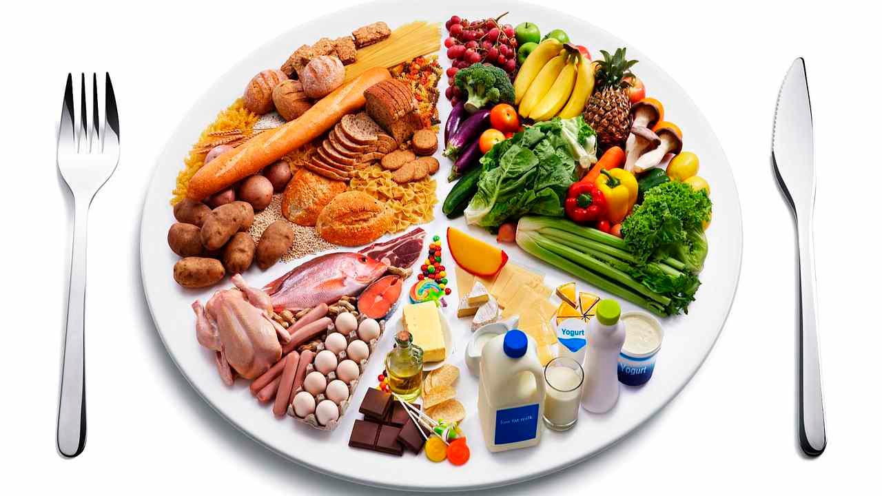 تأثير النظام الغذائي علي الدورة الشهرية