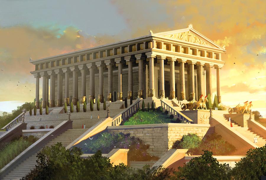 معبد أرتميس في أفسس