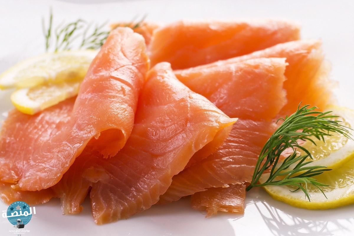 الحفاظ علي الأكل الطبيعي (الأسماك الزيتية)