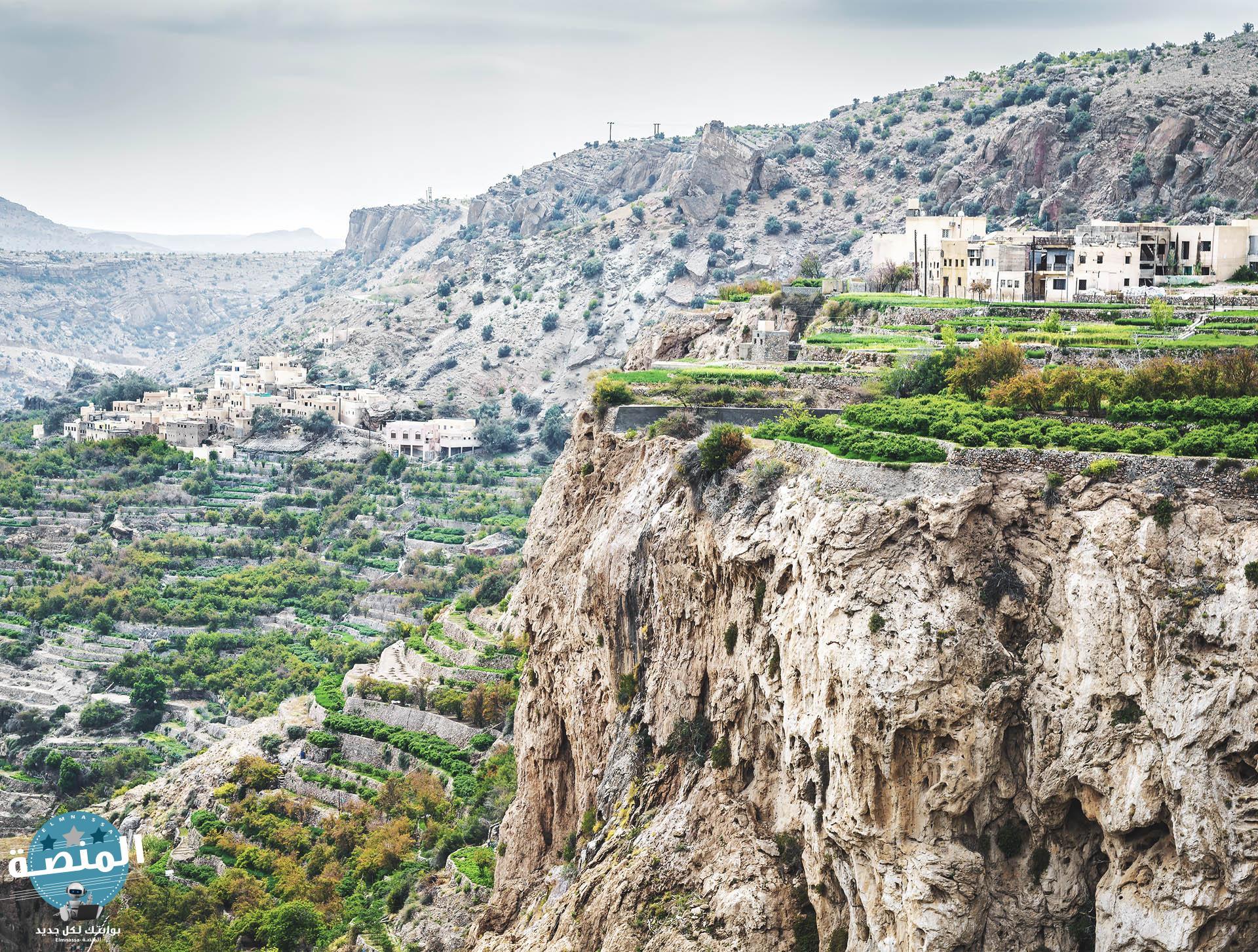 مناخ سلطنة عمان