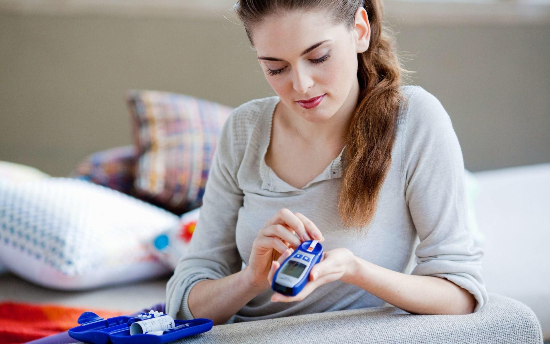 تأثير مرض السكر على المرأة