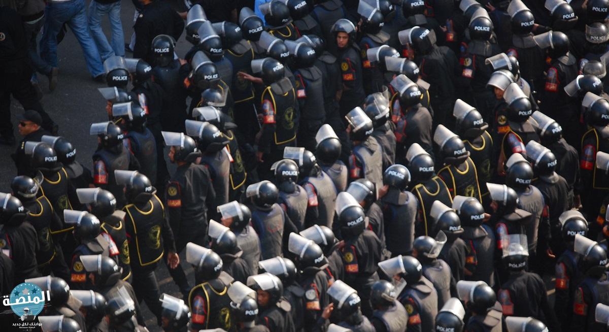 فساد الشرطة في عهد مبارك