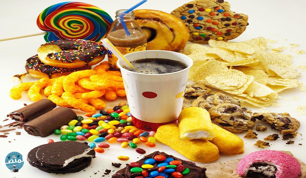 ثانيا النظام الغذائي المتسبب في نقص السكر في الدم