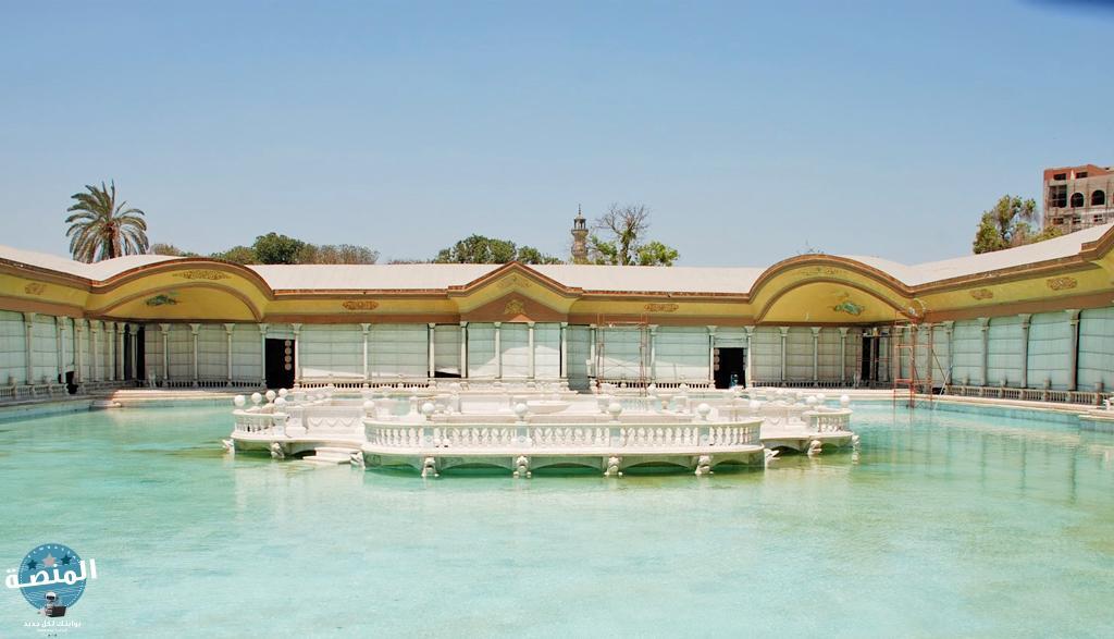 قصر محمد علي باشا بشبرا الخيمة