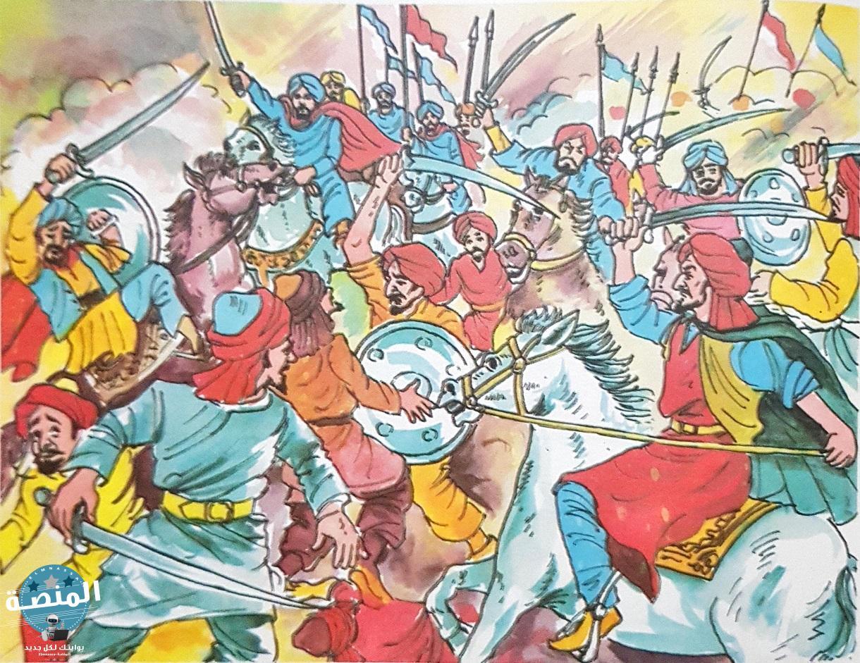 ما قبل تأسيس الدولة العباسية معركة الزاب