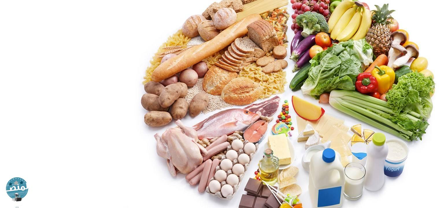 جدول نظام غذائي لمرضى السكري