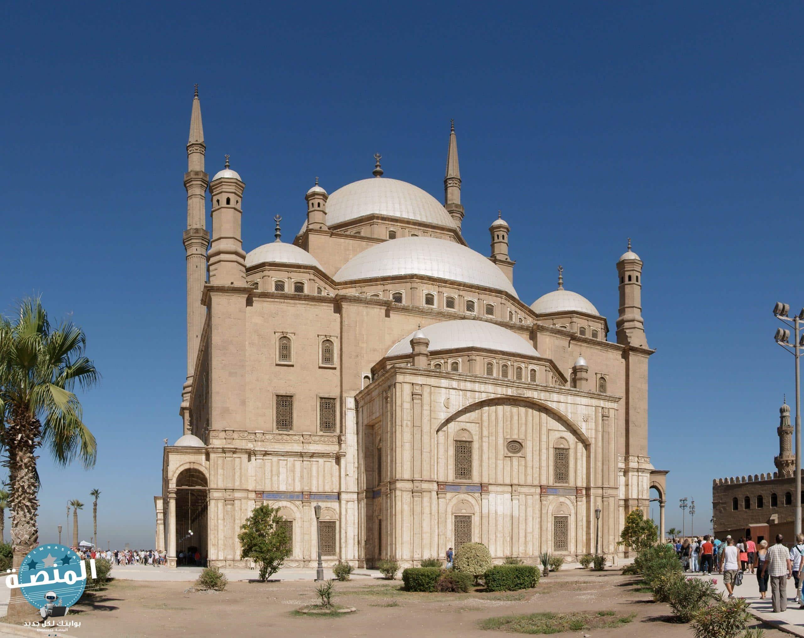 مسجد محمد علي باشا الكبير