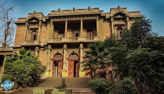 قصر شامبليون