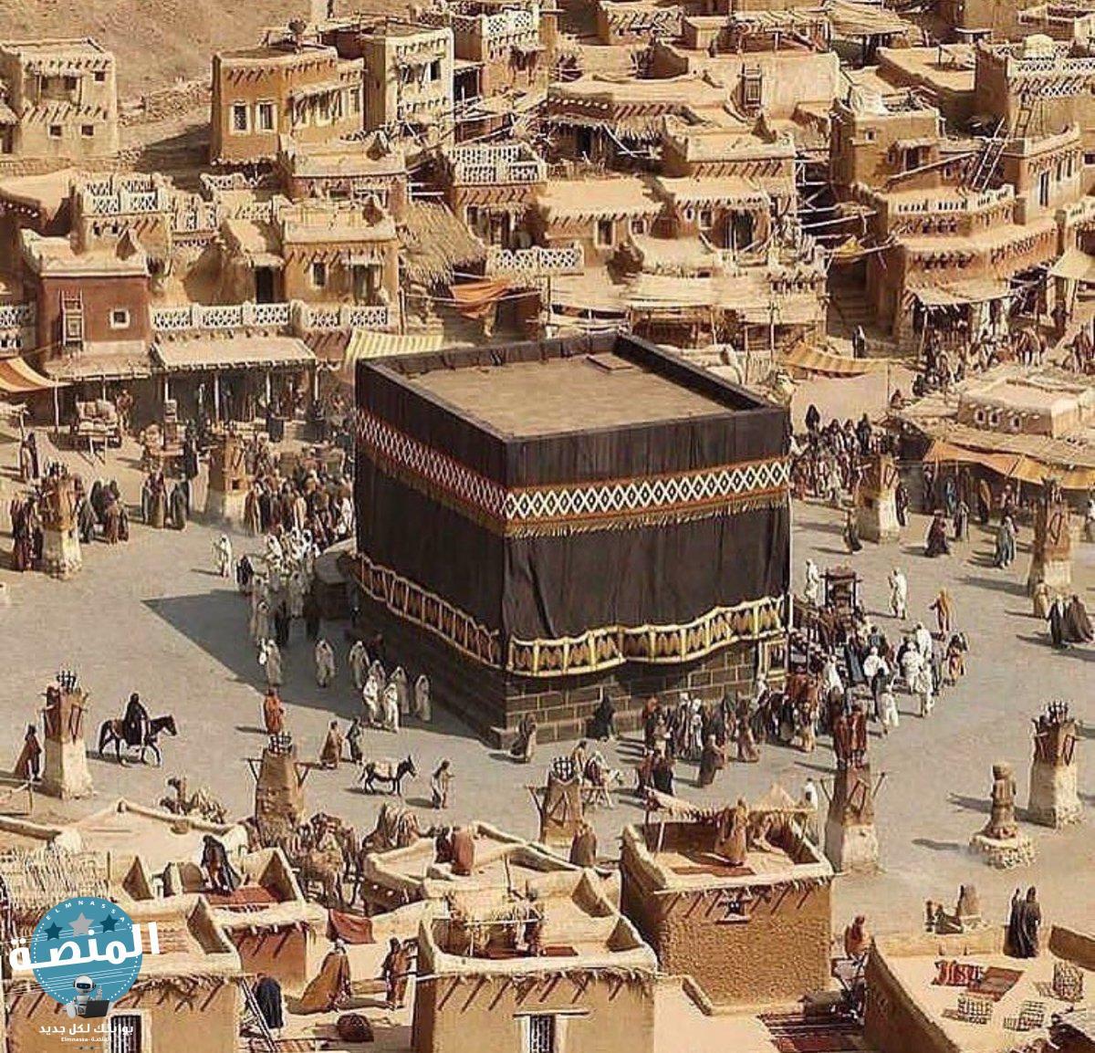 قصة أول طواف للمسلمين بالكعبة